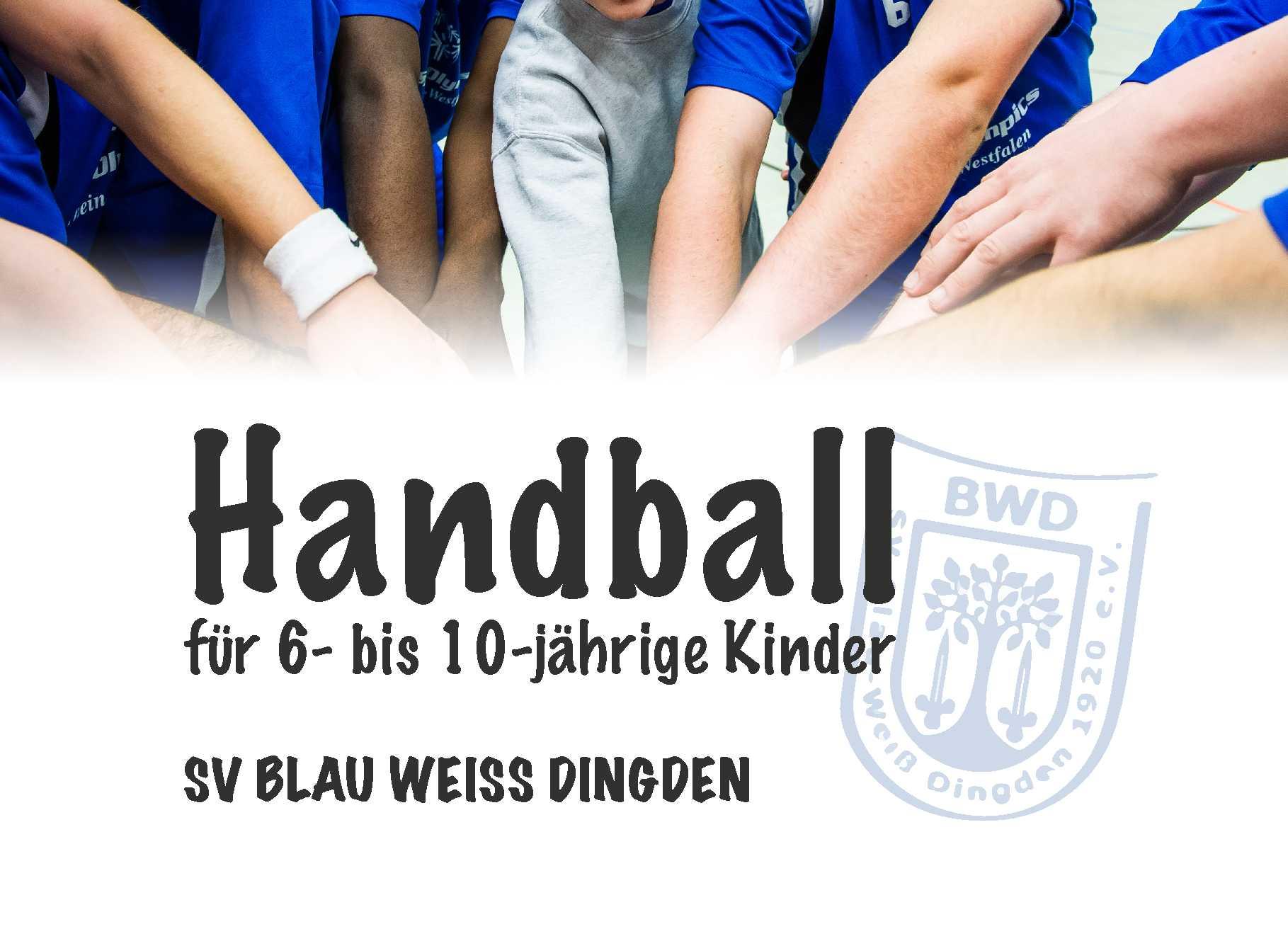 handball bw