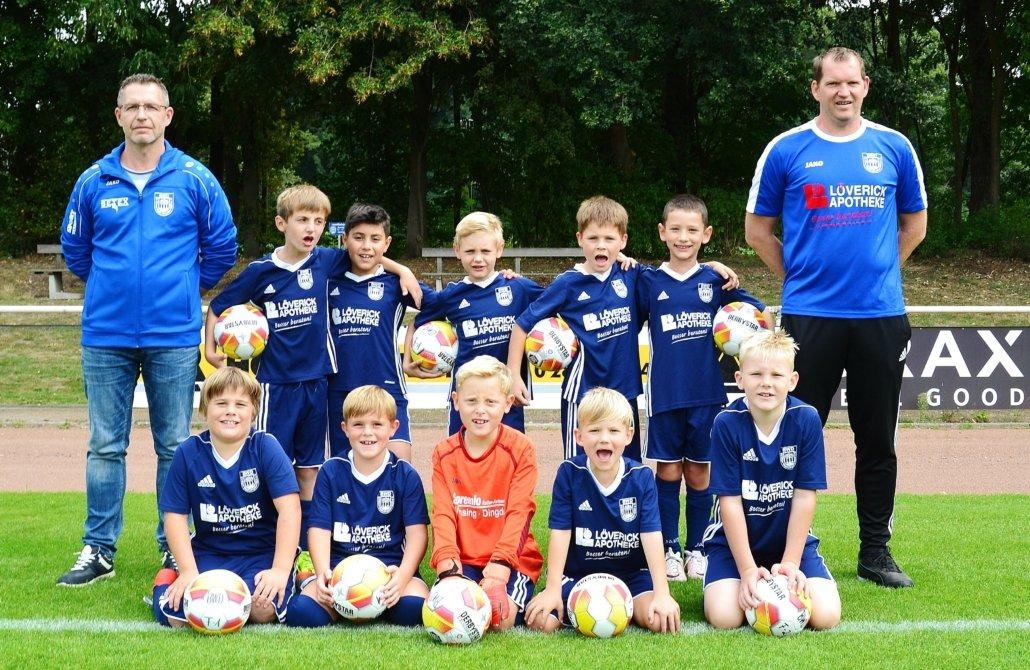 Fussball F1 Jugend Bw Dingden